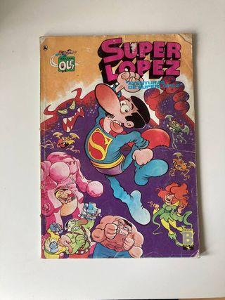 Superlopez 1 El Supergrupo