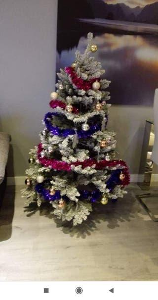 Árbol de Navidad 1'50cm