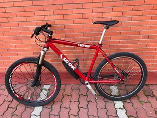 Bicicleta mtb Look