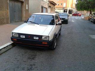 SEAT Ibiza SX negociable año 1.990