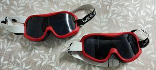 gafas de esqui para niñ@s
