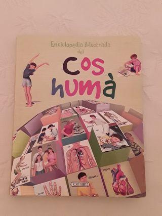Libro del cuerpo humano.