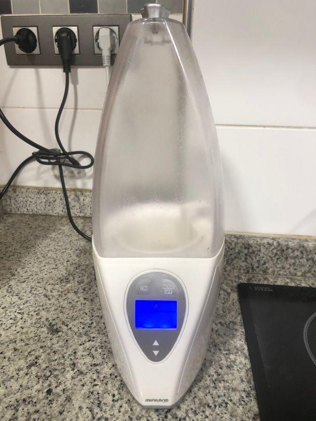 Calienta biberones/esteriliza/descongela Miniland