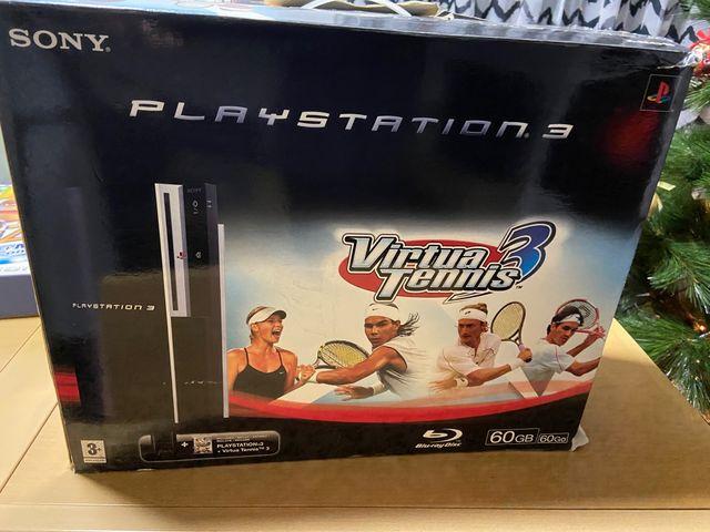 Playstation 3 con 18 juegos
