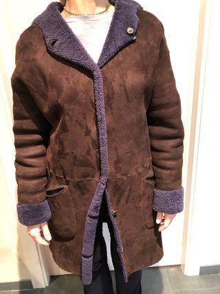 Abrigo piel de Mouton