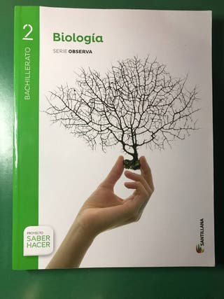 Biología 2 bachillerato