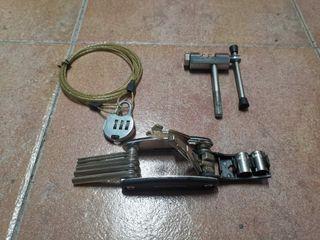 herramientas bici