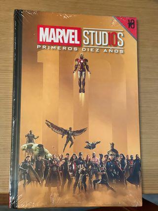 Marvel 10 primeros años