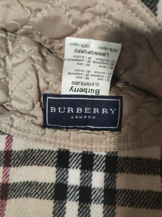 Gorro Burberry Original
