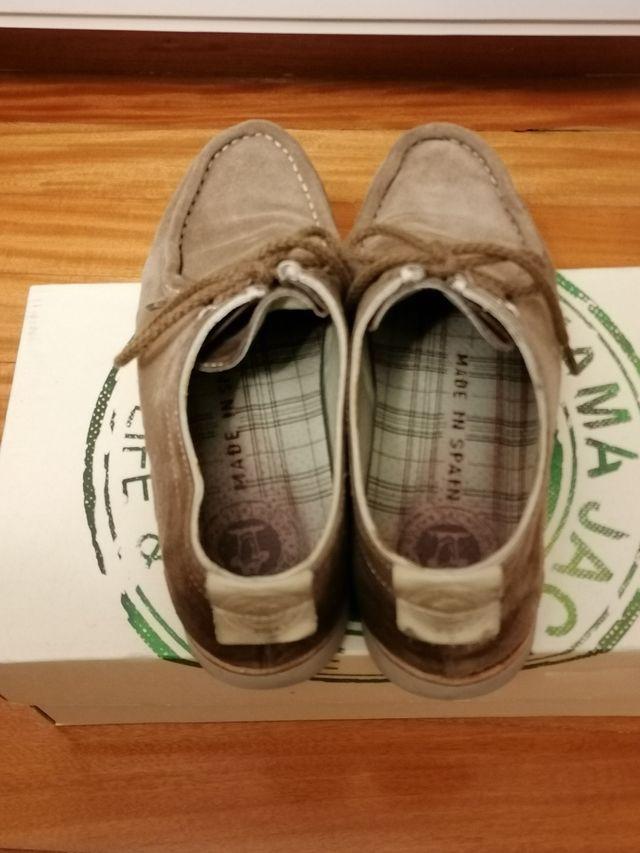 Zapatos Panama Jack hombre..OFERTA!