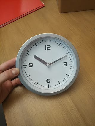reloj cocina / baño