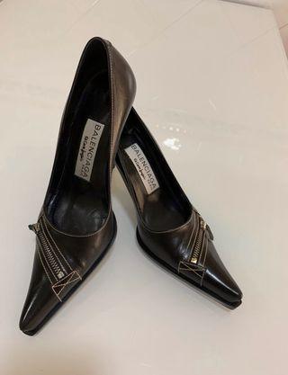 Zapatos negros Balenciaga