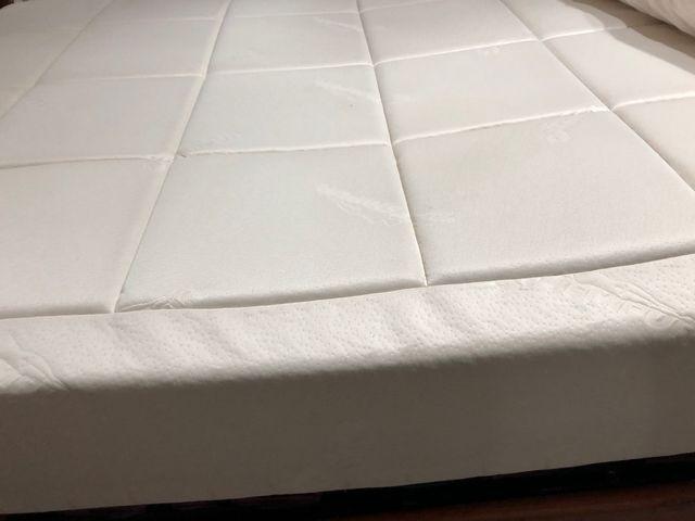 Colchón marca tempur