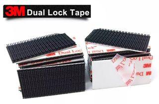 3M Dual Lock 20 Almohadillas adhesivas - NUEVAS