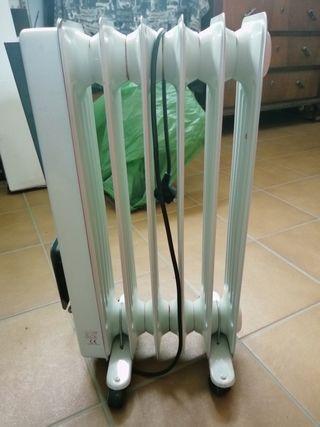 vendo radiador calefactor de aceite