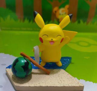 Figura de pikachu playero