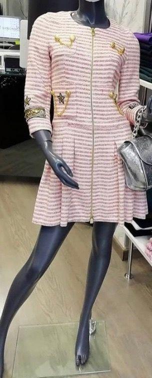 Abrigo/vestido La Condesa