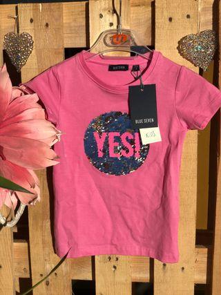 Camiseta de BlueSeven