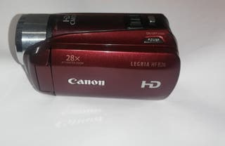 videocámara canon