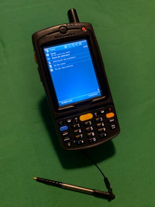 Motorola Symbol MC75