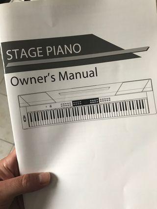 Piano Kurzweil KA-90