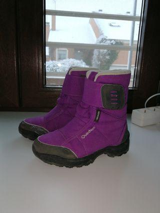 botas de nieve niños n29