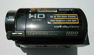 Sony HDR-XR520VE 240 GB Videocámara profesionale