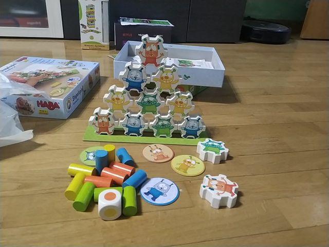 Stapelspiel Minilonster