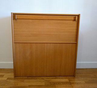 Mueble con almacenaje