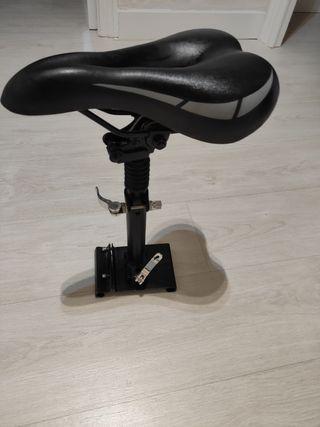 Sillín o asiento patinete electrico