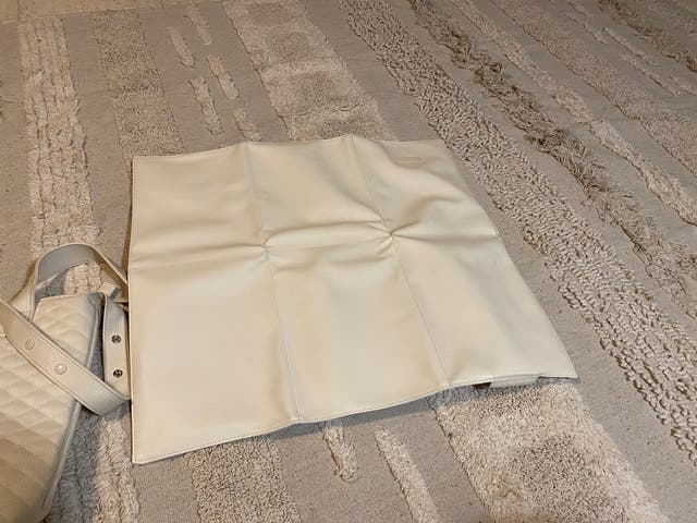 Cambiador y toallero Pasito a Pasito