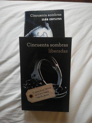 Libros Cincuenta Sombras