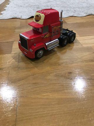Camión de cars