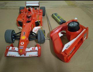 Ferrari Nikko autocontrol