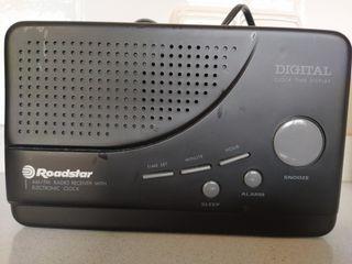 RADIO DESPERTADOR ROADSTAR