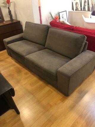 Sofa 3 plazas en buen estado