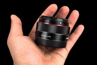 Samyang 35mm f2.8 montura sony