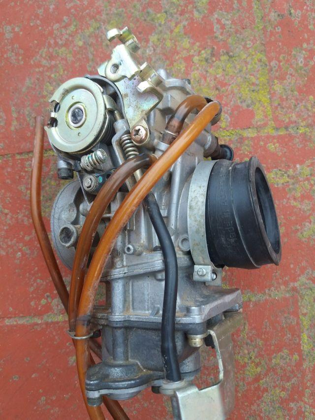 Carburador husaberg