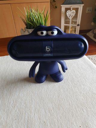 beats pill azul