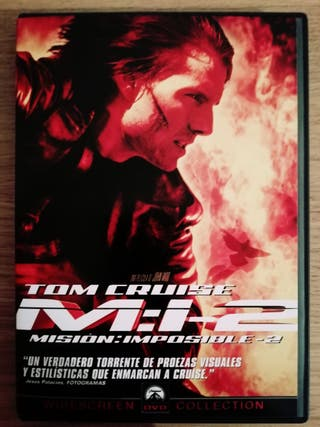 DVD TOM CRUISE. M:I-2