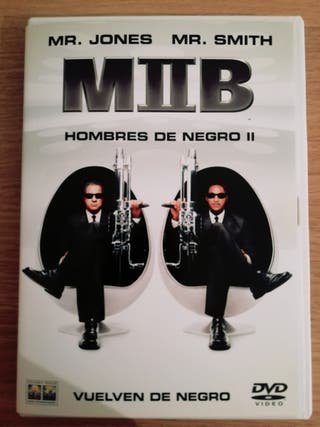2 DVD WILL SMITH. MIB-2