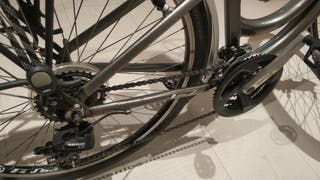 Bicicleta de paseo Trek