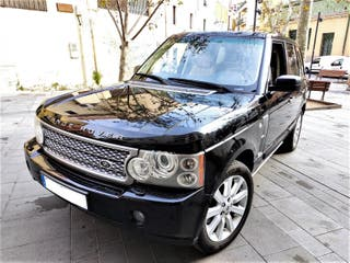 Land Rover Range Rover 4.2i SUPERCHARGED 2007
