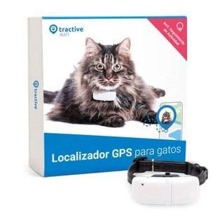 Localizador GPS para perros y gatos, Tractive