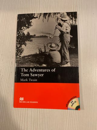 Libro: The adventures of Tom Sawyer