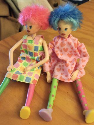 Muñecas Agatha Ruiz de la Prada