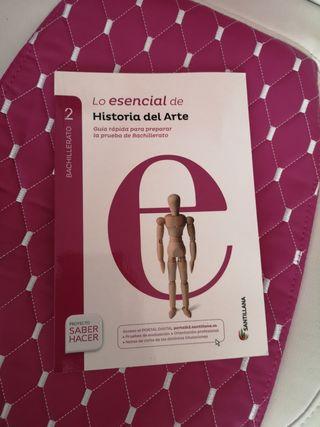 Historia del Arte Lo esencial