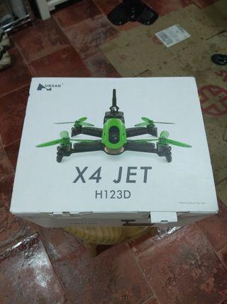 Drone HUBSAN H123D X4 JET