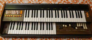 Órgano vintage Elka X-55p