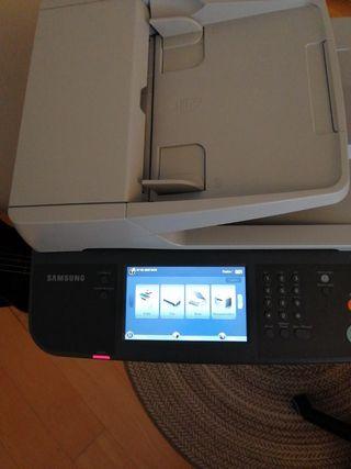 Impresora Láser Multifunción Samsung Scx-5835fn